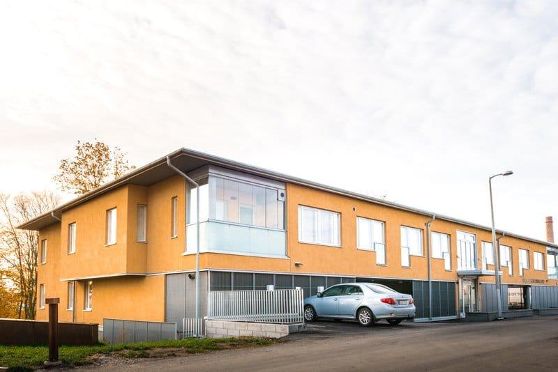 Insinööritoimisto Aalto-Setälä Oy Turku